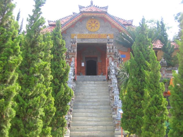 Buddish Temple